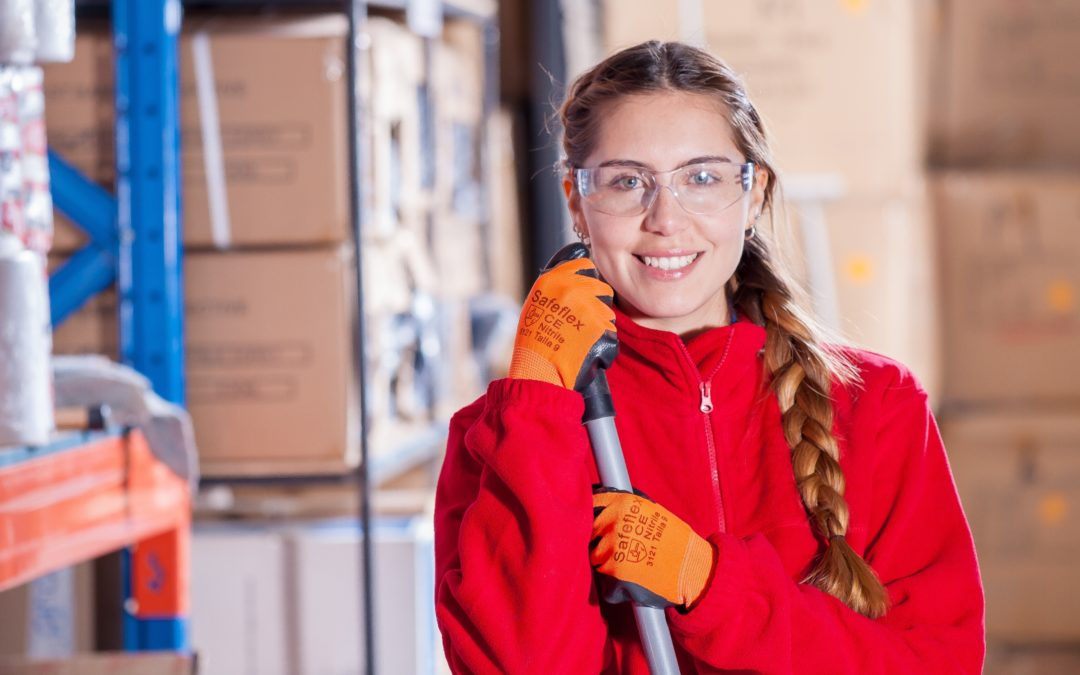 Are Your Safety Glasses Protecting You?