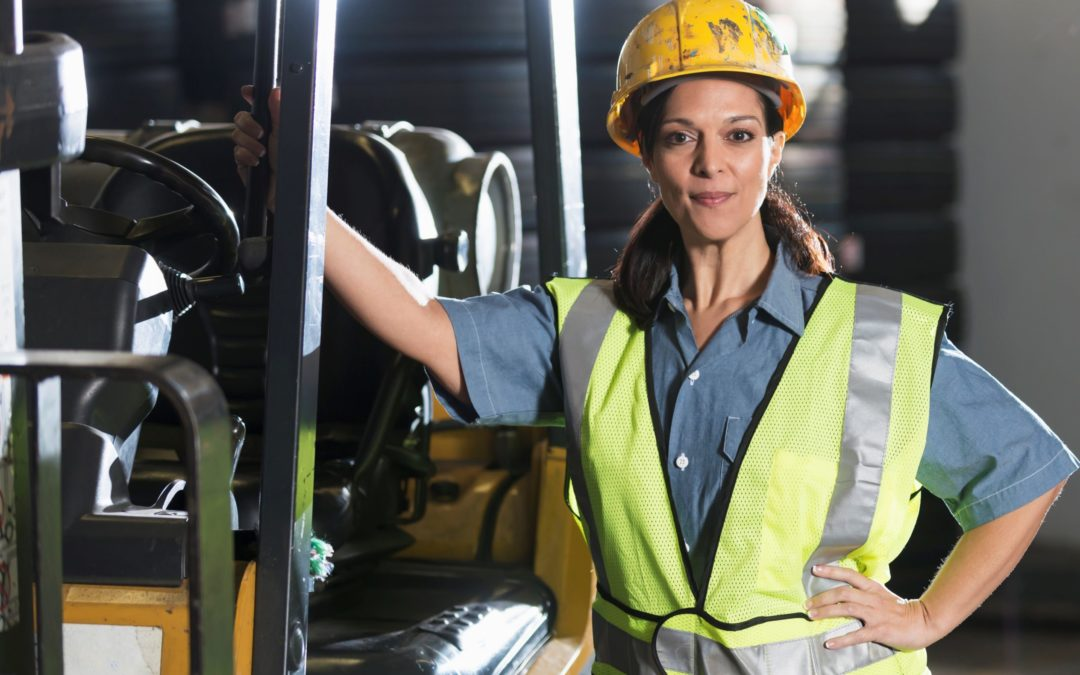 A Woman's Place is On the Job: Opportunities for Women in Construction