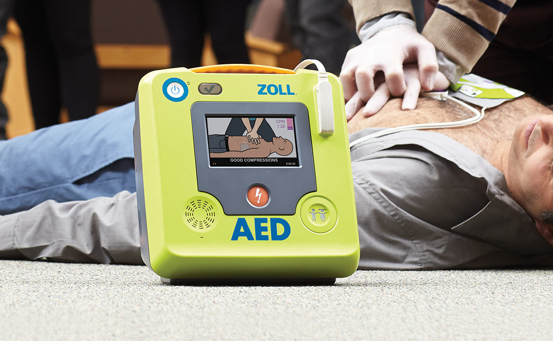 February Is American Heart Month: Safety Tips From Zoll Medical